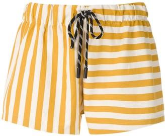 OSKLEN Summer Stripe shorts