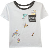 Hello Kitty Graphic Pocket T-Shirt, Big Girls (7-16)