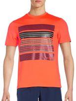 Calvin Klein Contrast Stripe Tee
