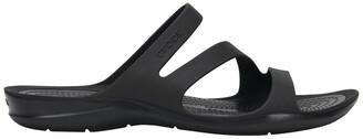 Crocs Swiftwater Sandal With Black/Black Sandal