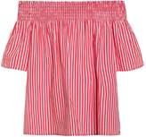 Polo Ralph Lauren STRIPE Print Tshirt red/white