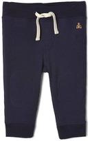 Gap Waffle-knit band pants