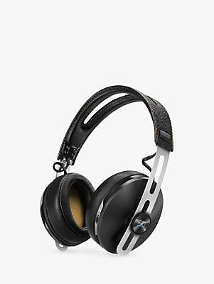 Sennheiser Momentum 2.0 Noise Cancelling Wireless Full Size Headphones with In-line Mic/remote
