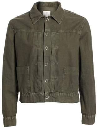 AG Jeans Cropped Field Jacket