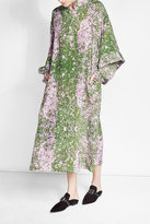 Natasha Zinko Printed Silk Dress