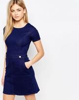 Oasis Denim Shift Dress