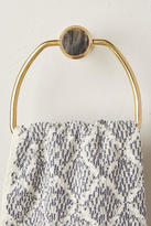 Anthropologie Alvear Towel Ring