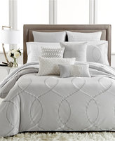Hotel Collection Finest Crescent King Duvet Cover