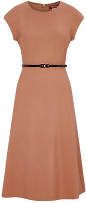 Max Mara Sleeveless A-Line Dress