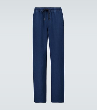 Polo Ralph Lauren Relaxed-fit drawstring pants