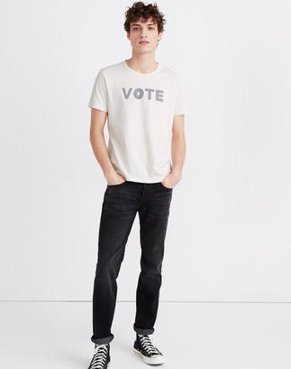 Madewell x ACLU Vote Allday Crewneck Tee