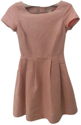 Bonpoint Beige Cotton Dress for Women