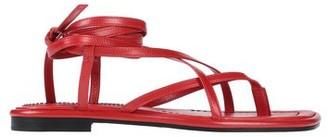 Proenza Schouler Toe strap sandal