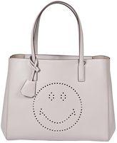 Anya Hindmarch Ebury Shopper Smiley
