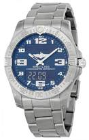 Breitling Men's BTE7936310-C869TI Aerospace Evo Analog Display Quartz Silver Watch