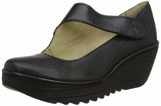 Fly London YASI682FLY Womens Closed-Toe Pumps