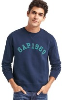 Gap Logo 1969 crew sweatshirt