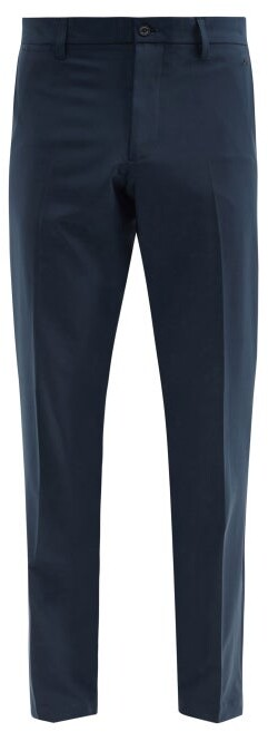 Thumbnail for your product : J. Lindeberg Ellott Technical-twill Golf Trousers - Navy