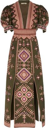 Ulla Johnson Amaria Cotton Dress
