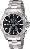 Invicta Men's 'Pro Diver' Quartz Stainless Steel Casual Watch, Color: Silver-Toned (Model: 22749)
