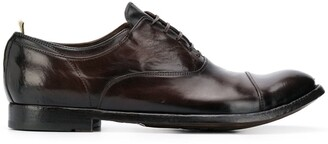 Officine Creative Oxford lace-up shoes