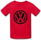 Youths Tee Volkswagen VW Logo Kid's T Shirt