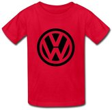 Youths Tee Volkswagen VW Logo Youth's Tee