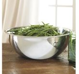 Chefs 12-Qt. Stainless-Steel Bowl