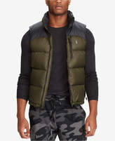 Polo Ralph Lauren Men's Water-Repellent Down Vest