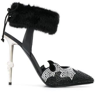 Philipp Plein Decollete Luxury pumps