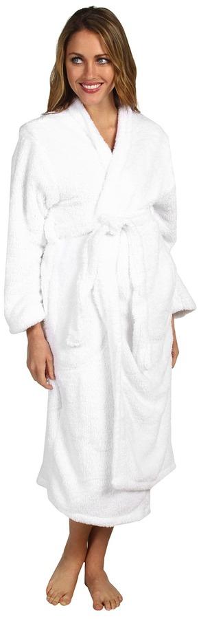 Home Source International Cloud Nine Robe (White) - Apparel
