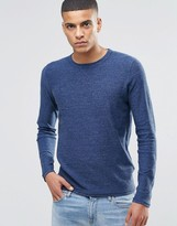 Selected Light Weight Knitted Jumper