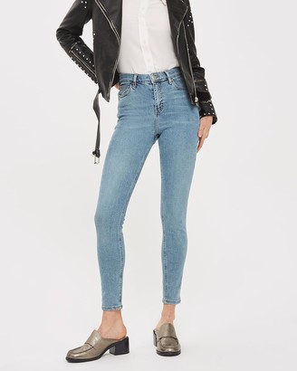 Topshop MOTO Winter Jamie Jeans