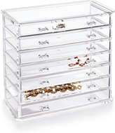 Honey-Can-Do Acrylic Emily Jewelry Chest