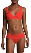 Herve Leger Shoulder Straps Bikini Top