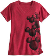 Disney Mickey Mouse Balloons Tee for Women