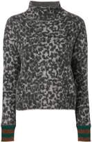 By Malene Birger leopard jumper