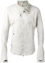 Isaac Sellam Experience - Invulnerable Crasse jacket - men - Lamb Skin - L