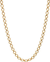 Links of London Essentials 18ct yellow-gold classic chain