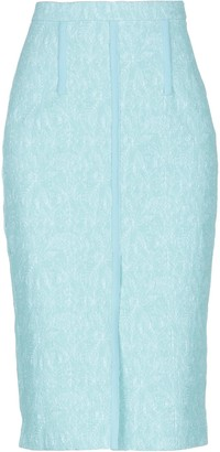 Boutique Moschino 3/4 length skirts