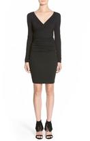 Leith Stripe Body Con Dress