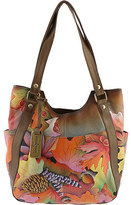 Anuschka Women's Multi-Pocket Hobo