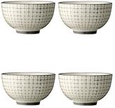 Carla Round Ceramic Bowls (Set of 4)
