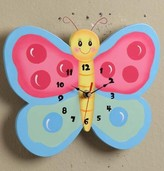 The Well Appointed House Teamson Design Magic Garden Wall Clock