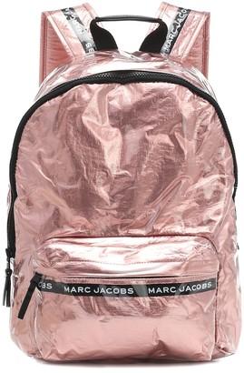 Little Marc Jacobs Metallic backpack