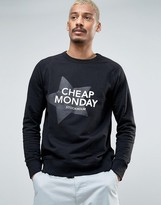 Cheap Monday Star Print Sweater