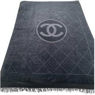 Chanel Black Cotton Swimwear