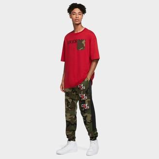 Nike Jordan Mashup Jumpman Classics Camo Fleece Jogger Pants
