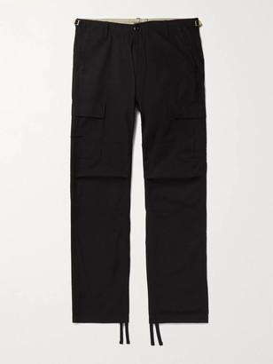 Carhartt Work In Progress Aviation Cotton-Ripstop Cargo Trousers