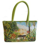 Sandal Tree Hawaii Banana Patch Handbag